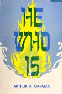 Cover of: He who is | Arthur A. Oakman