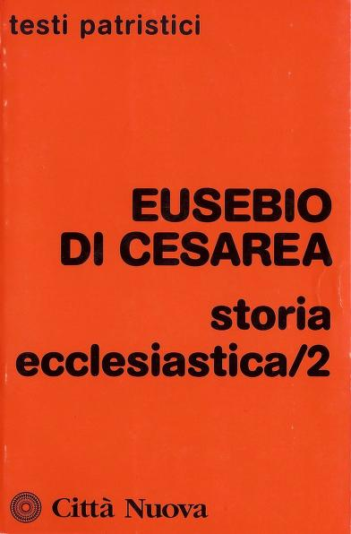 Storia ecclesiastica by William Eusebius Andrews