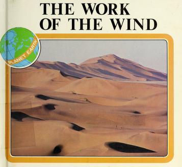 Cover of: The work of the wind | Lambert, David